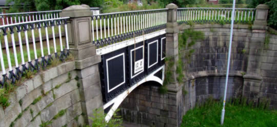 Dog Lane Aqueduct